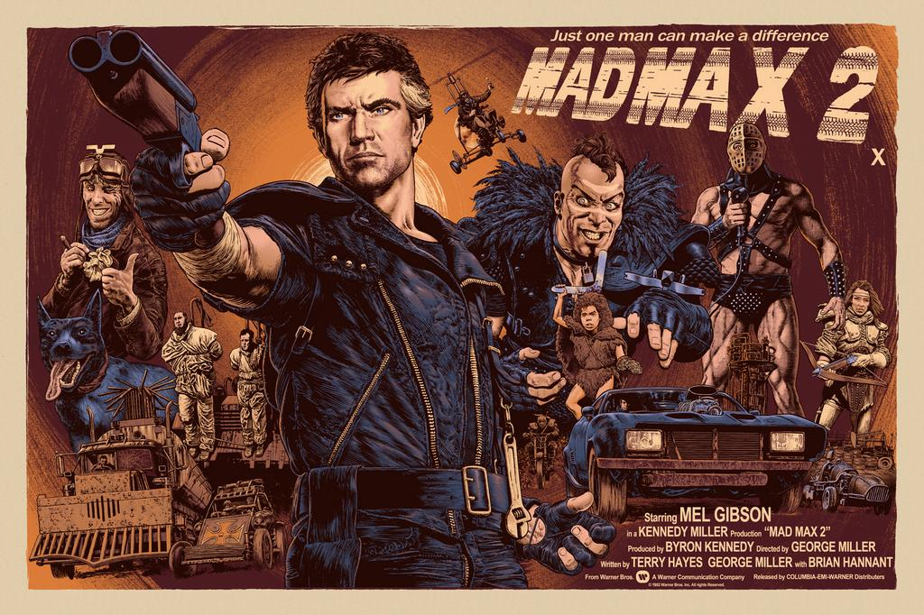 «Mad Max Игра Смотреть» / 2010