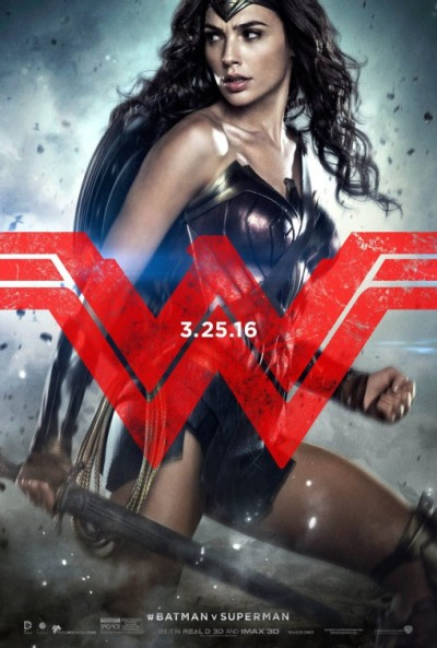 Batman vs Superman vs Wonder Woman vs Ash vs Evil Dead poster
