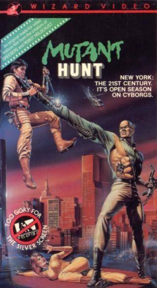 mutant hunt vhs front2