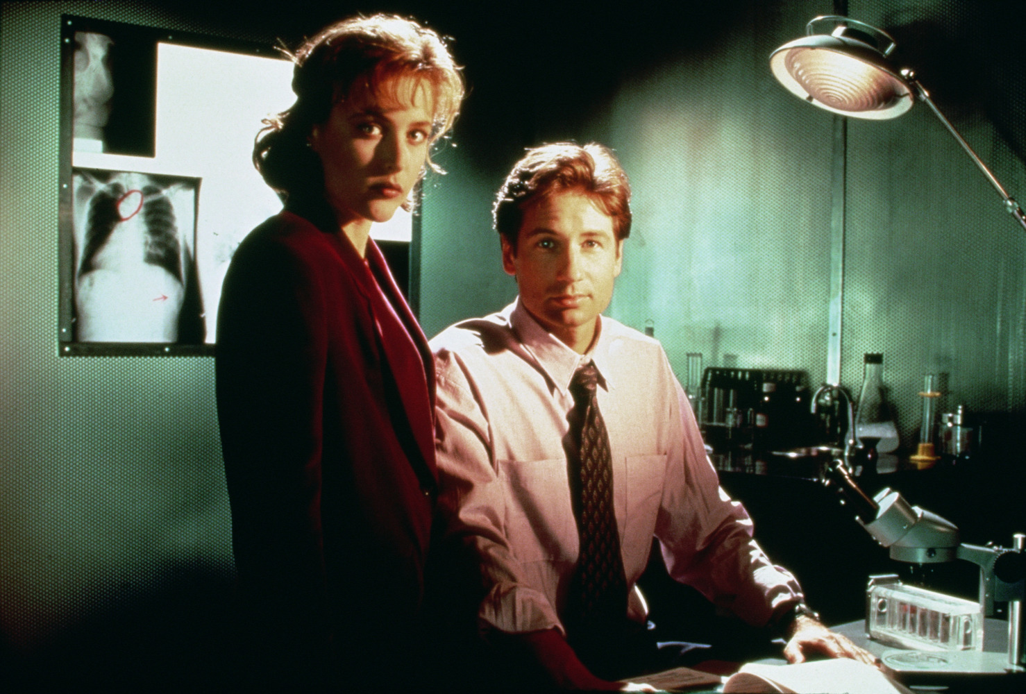 scully-mulder