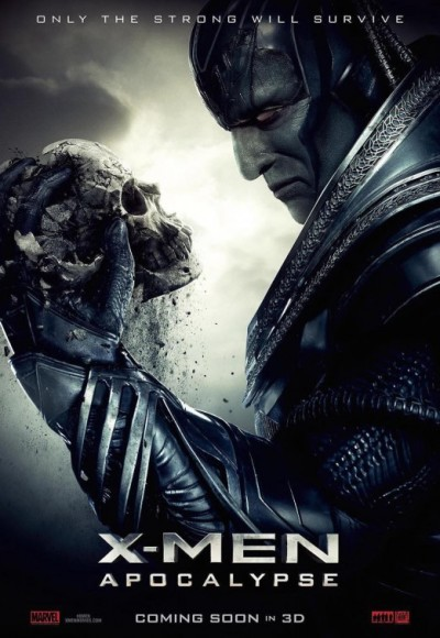 X-Men the Age of Apocalypse poster