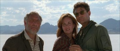 Judd Hirsch, Mary McDonnell and Jeff Goldblum