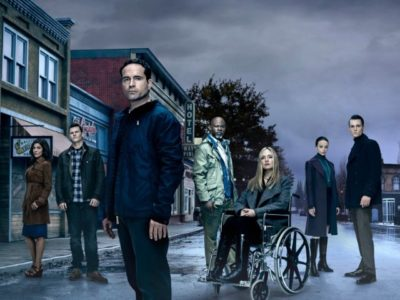 The cast of Wayward Pines