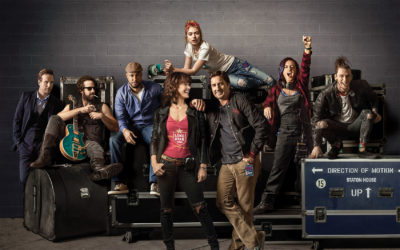 The cast of Roadies