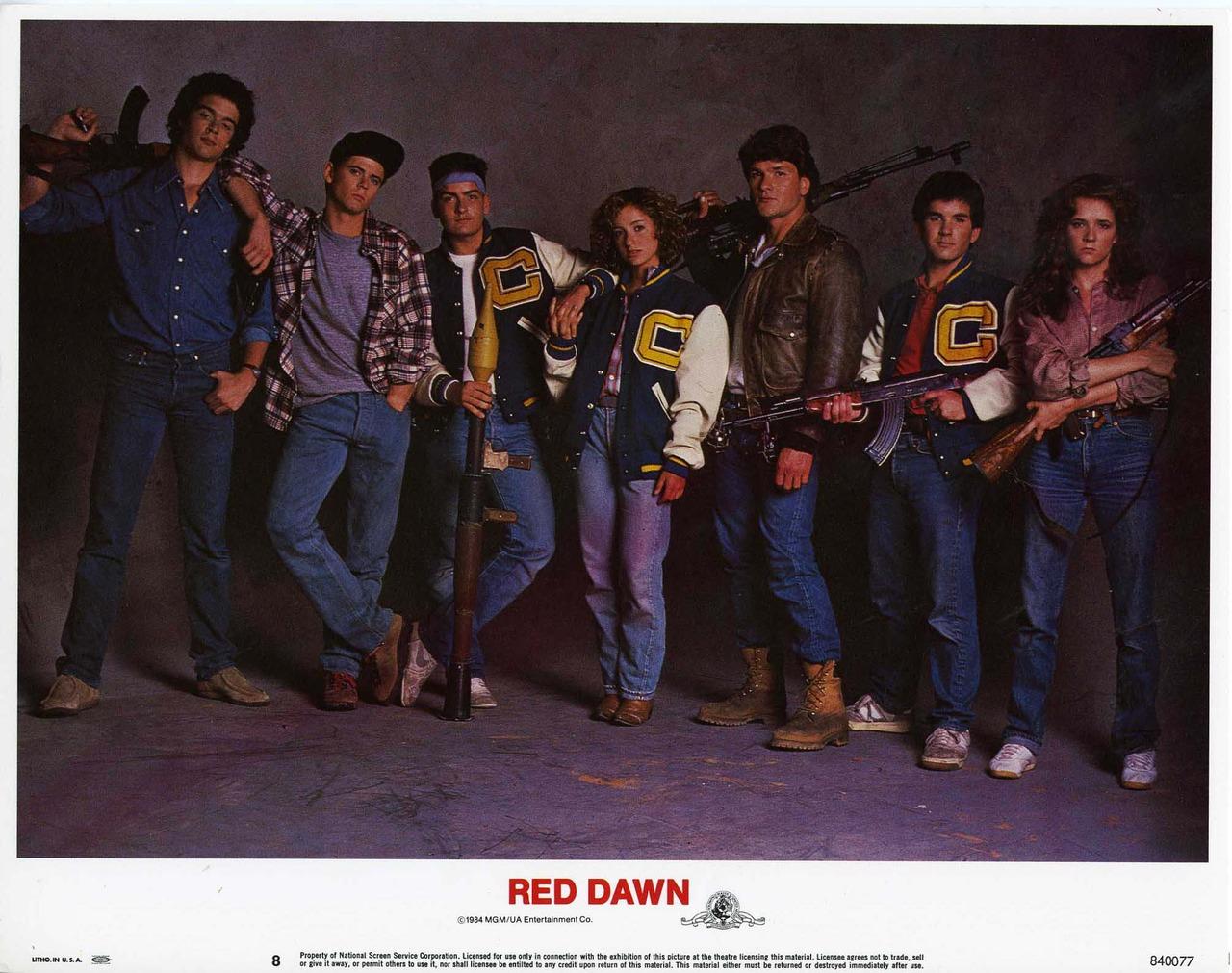reddawn1984team