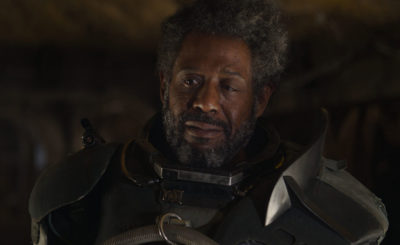 Forest Whitaker as Saw Gerrera