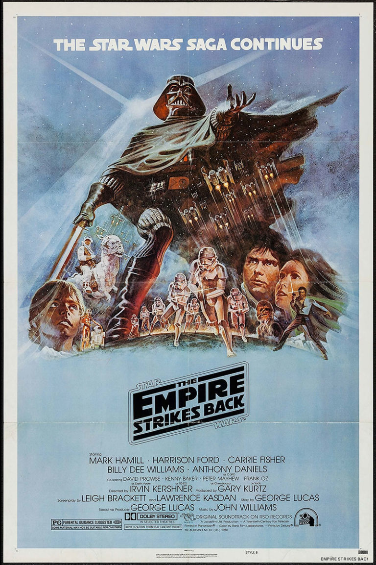 Star wars movie posters for sale