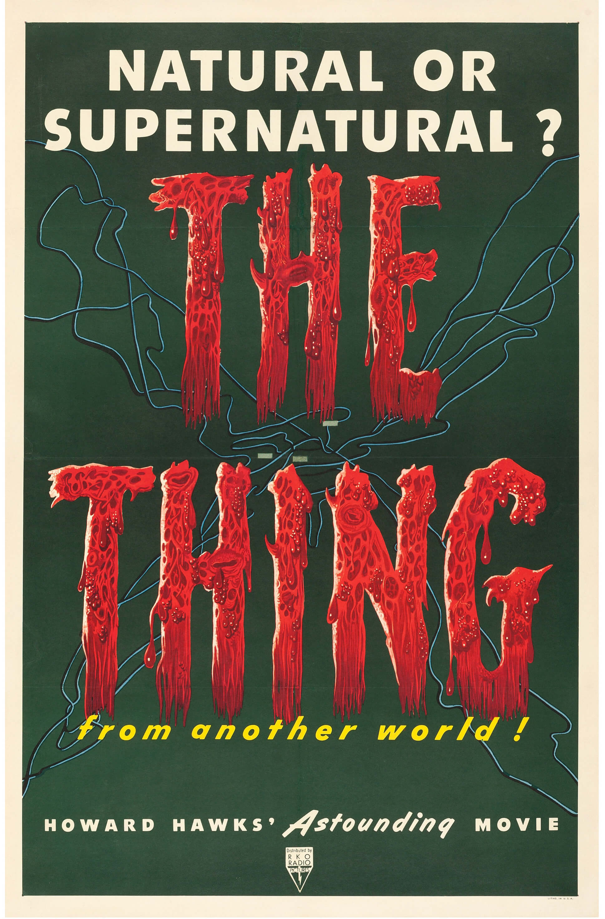 the thing from another world – Dangerous Universe